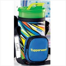Tupperware Thirstquake Tumbler with Pouch (1) 900ml Save 22%