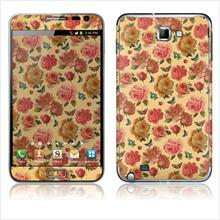 Gelaskins for Samsung Galaxy Note i9220 GT-N7000 - Rose I I