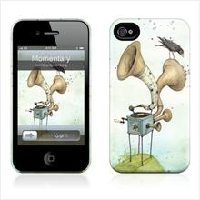 Gelaskins Hardcase for iPhone 4 4s - Momentary Diversion