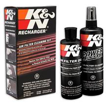 K&N Recharger� Air Filter Cleaner Kit