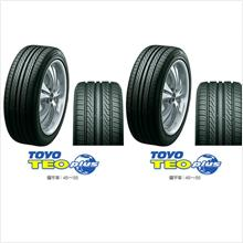 Toyo TeoPlus Japan Made Tire  Size 14 inch to 17 inch For Sale !!!
