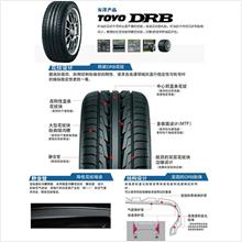 Toyo DRB Japan Made Tire  Size 14inch to 18inch For Sale !!!