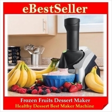 FREE GIFTS GIVEN + Yonauas Ice Cream Yogurt Dessert Yonanas Maker
