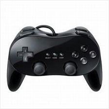 Wii - Pro classic controller (can choose black or white)