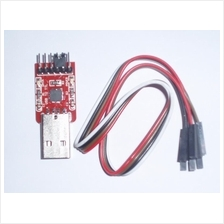 USB To TTL CP2102 converter FOC digital cable (Ready Stock)