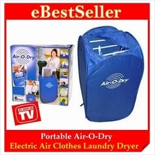 Air O Dry Portable Electric Air Clothes Laundry Dryer Drying air o dry