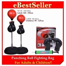 FREE GIFT + Punching Ball Fighting Bag for Adults & Children Sport