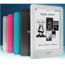 Kobo Glo - Day and Night ebook Reader from Japan (Black, Blue, Gray)