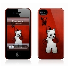 Gelaskins Hardcase for iPhone 4 4s - Possessed