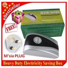 Original Electricity Power Energy Saving Box Electric Saver @FREE GIFT