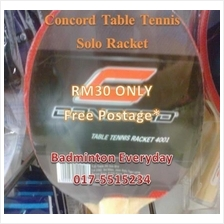 Concord Table Tennis / Ping Pong Racket 4001(USA)