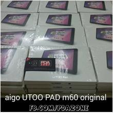 UTOO AIGO Pad M60 Android Tablet (option case and SP)