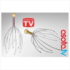 The Tingler Therapeutic Head Scalp Massager / 3 Units For RM28