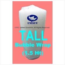 SUPER TALL BUBBLE WRAP 1.5m x 100m ONLINE PROMO Plastic Packaging