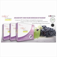 Milky Collagen Korea Beauty Formula 3 Boxes *Free Poslaju