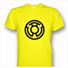 Sinestro Corps Yellow T-shirt