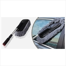Microfiber Car Wash Cleaning Brush With Extendable Handle