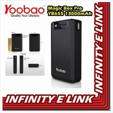 YOOBAO PORTABLE POWER BANK MAGIC BOX YB-655 PRO 13000mAh