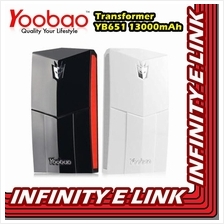 Yoobao Portable Power Bank YB651 - 13000mAh