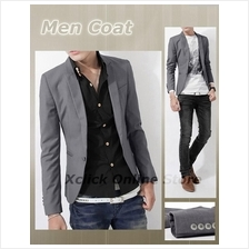 Men Coat- Korean version of casual men's wild Slim small suit