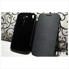 Flip Case with Glossy Battery Cover for Ninetology Stealth 4 4X