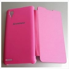 Thin flip case cover leather  for lenovo P780