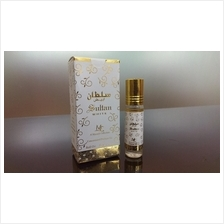 Al Manasik - Sultan White Non Alcohol Perfume 8ml