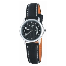ORIGINAL EYKI E-TIMES w8408GL  UNIQUE ladies black leather