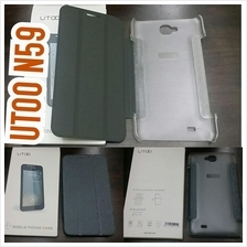 original Utoo N59 leather flip case