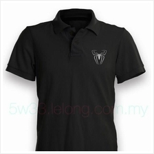 Spiderman Symbol Polo Shirt