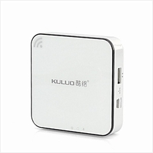 Multi-Function WiFi Router - 8GB Cloud Storage + 3000mAh Power Bank