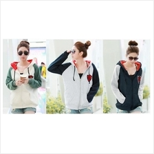 SY0974/4584/29773 England Hot Style Hoodie Jacket - 3 colors Available