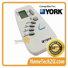 YORK Air Conditioner Remote Control Compatible for YORK air Cond