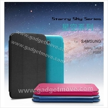 Usams Starry Sky Samsung Galaxy Tab 3 7.0 8.0 Leather Case Smart Cover
