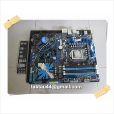 Asus P7P55D-E Socket 1156 Motherboard + Intel Core i3 530 Processor