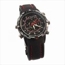 CPS 4GB Waterproof Spy Pinhole DVR CCTV Watch Camera