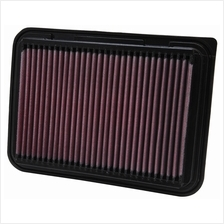 K&N Air Filter for Toyota ALTIS 1.8 2008-2013 (33-2360)
