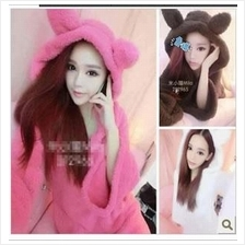 SY1066   Soft Nice Rabbit Sweater - 5 colors Available