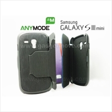 ANYMODE Magnetic Flip Case Cover Samsung Galaxy S3 Mini Stand Leather ..