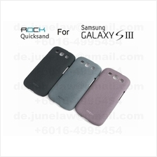 Rock Quicksand Hard Shell Case for Samsung Galaxy S3 SIII Back cover c