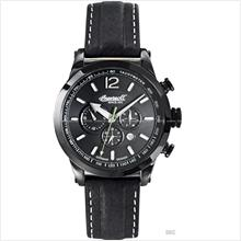 INGERSOLL IN3220BBK Automatic Taos Calendar M-Black Leather LE