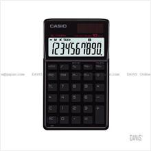 CASIO SL-1110TV-BK Calculator Practical Portable Type black