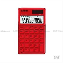CASIO SL-1110TV-RD Calculator Practical Portable Type red