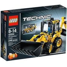 LEGO 42004 Technics Mini Backhoe Loader NEW / MISB