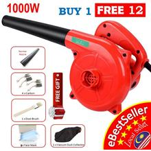 Portable 2-in-1 Powerful Electric Blower Vacuum Dust Laptop Cleaner