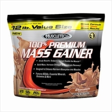 Muscletech 100% Premium Mass Gainer (12lbs)(PROTEIN PROTIN)