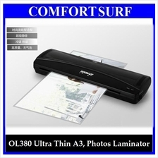 SOONYE/OLYMPIA Brand OL380 Ultra Thin A3 Size, Photos Laminator