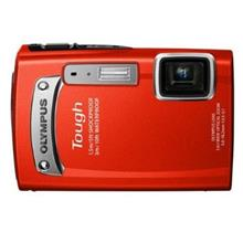 100% new Olympus Tough TG-320 Digital Camera +15 months warranty (Red)
