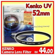 KENKO UV Camera Lens Filter(52mm)canon,nikon,lumix