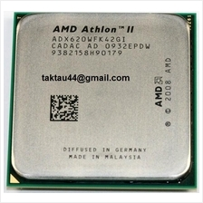 AMD Athlon II X4 620 Quad Core 2.6Ghz Socket AM2+ 940 CPU / Processor
